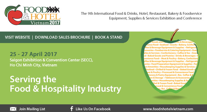 Food and Hotel Vietnam 2017
